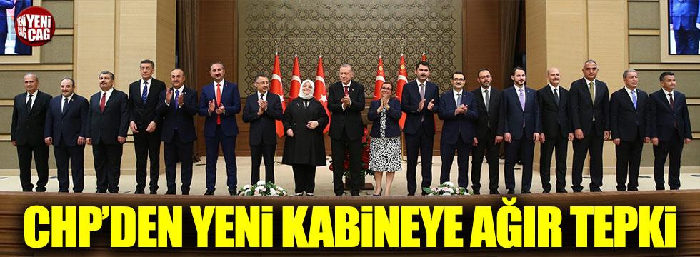 CHP'li Ağbaba'dan kabine yorumu