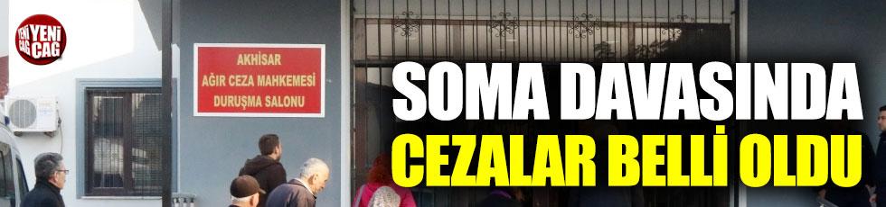 Soma'da cezalar belli oldu!