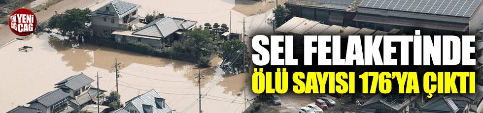 Japonya'da sel felaketinin bilançosu ağırlaşıyor