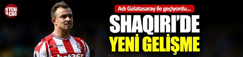 Shaqiri, Liverpool ile görüşüyor