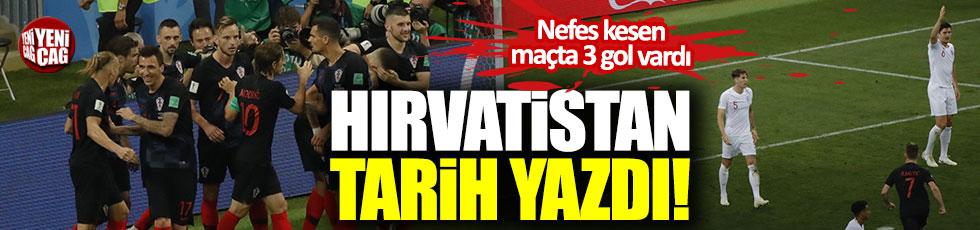 Son finalist Hırvatistan