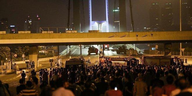 15 Temmuz Şehitler Köprüsü davasında karar