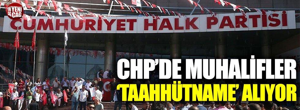 CHP'de kurultay hareketliliği sürüyor