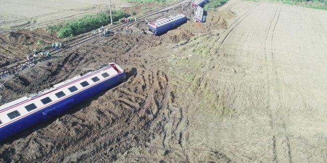 İYİ Parti'den tren kazası için soru önergesi