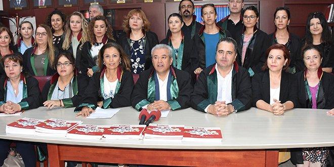 İzmir Barosu'ndan idam açıklaması