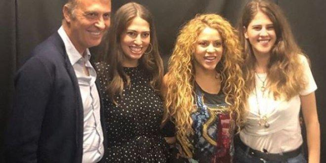 "Orman'dan Shakira'ya, ""Pique"" teklifi"