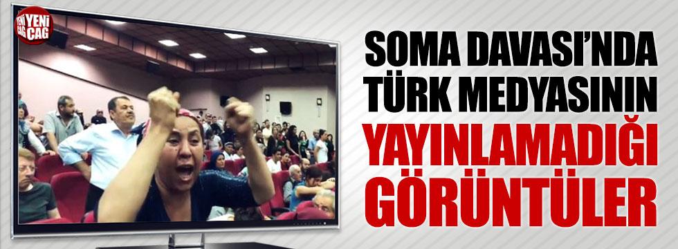 Soma Davası'nda Türk medyasının yayınlamadığı görüntüler