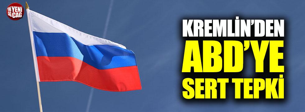 Kremlin'den ABD'ye sert Almanya tepkisi