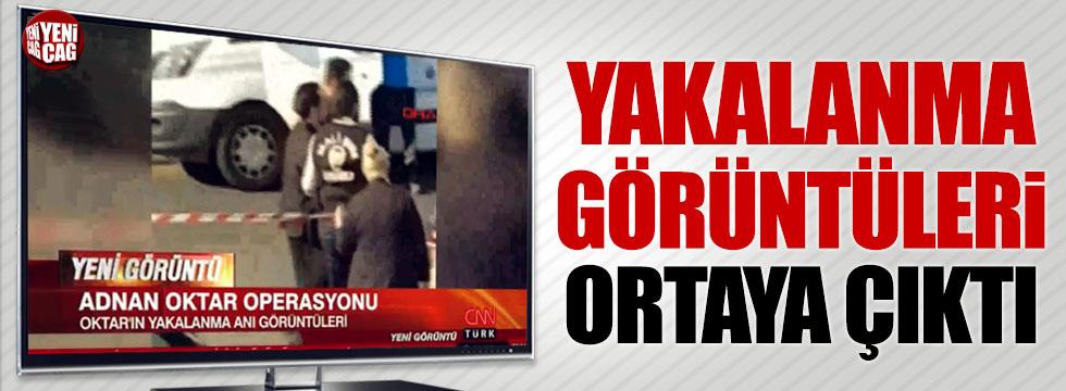 Adnan Oktar'ın yakalanma görüntüleri ortaya çıktı