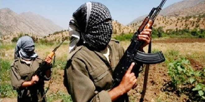 PKK'lılara ceza yağdı