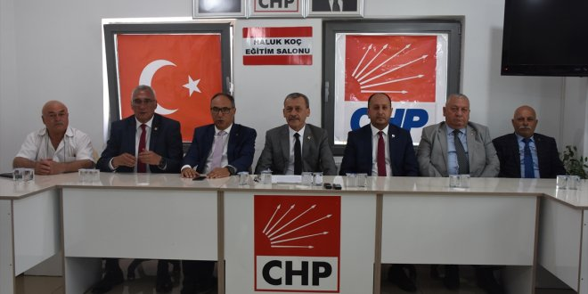 CHP'de kurultay isteği