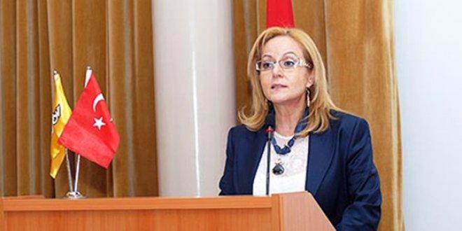 Ayfer Yılmaz İYİ Parti'deki görevlerinden istifa etti