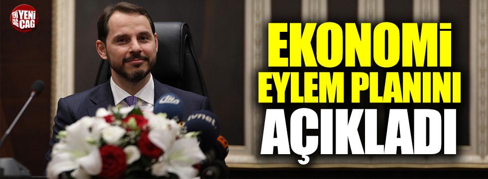 Berat Albayrak, ekonomi planını açıkladı