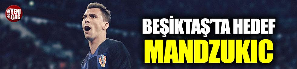 Beşiktaş'ta hedef Mandzukic