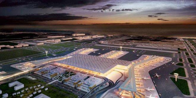 Yeni havalimanından ilk uçuşun rotası belli oldu