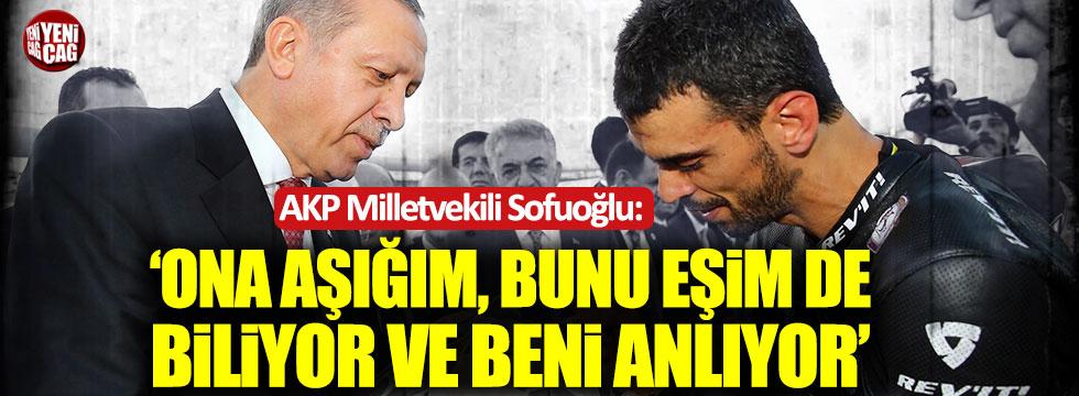 """Kenan Sofuoğlu: """"Cumhurbaşkanımıza aşığım ve eşim de beni anlıyor"""""""