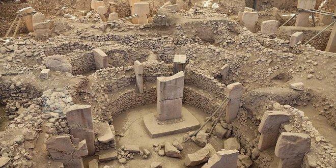 Göbeklitepe'de 15 mega tapınak bulundu