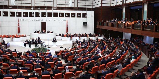 Meclis'te '15 Temmuz' düzenlemeleri