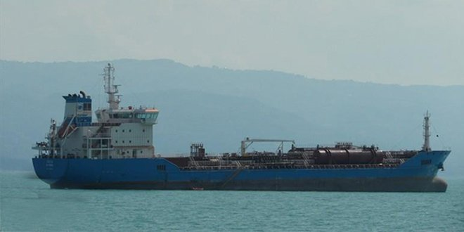 Türk bayraklı tankerde büyük tehlike