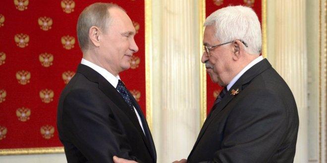 Putin, Abbas ile görüştü