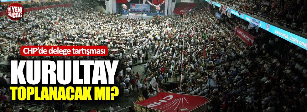 CHP'de kurultay toplanacak mı?