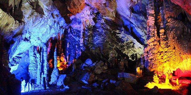 Türkiye'nin 10'uncu büyük mağarasına ilgi büyük