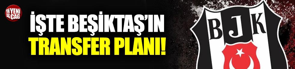 İşte Beşiktaş'ın transfer planı