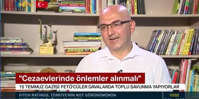 İYİ Partili Eryılmaz'dan çarpıcı FETÖ'yle mücadele değerlendirmesi