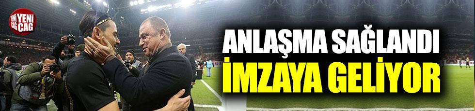 Osmanlıspor'dan Galatasaray'a geliyor