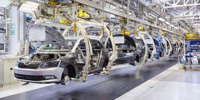 Otomotiv üretimi yüzde 3 azaldı!