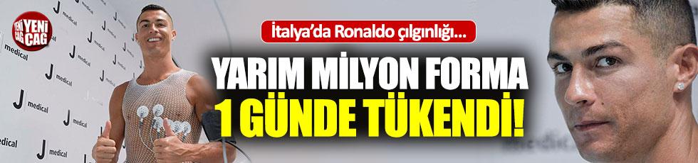 Ronaldo Juventus'ta
