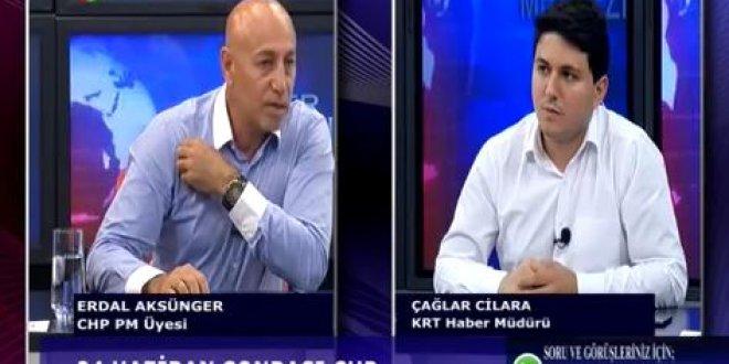 CHP'li Aksünger: İlk günden 250 imza topladık