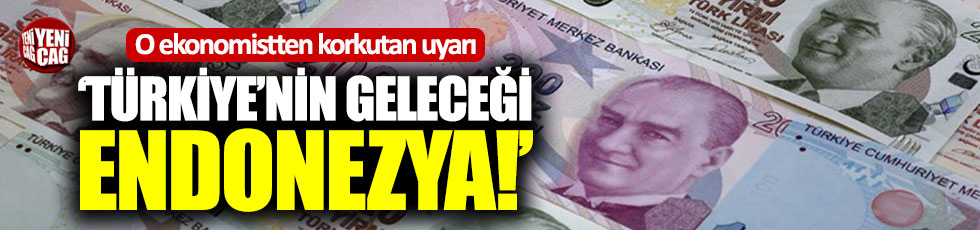 """""""Türkiye'nin geleceği Endonezya"""""""
