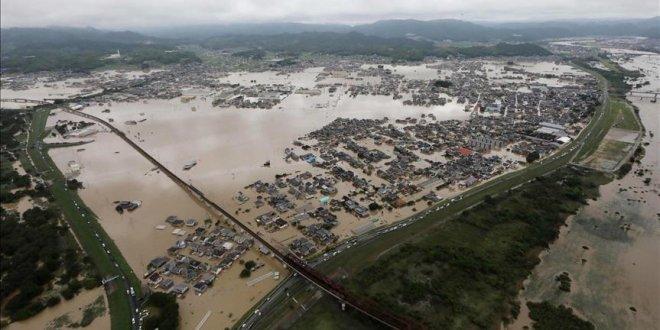 Japonya'da bilanço artıyor: 222 ölü