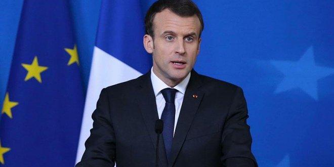 """Macron'dan Sırbistan'ın AB üyeliğine """"şartlı evet"""""""