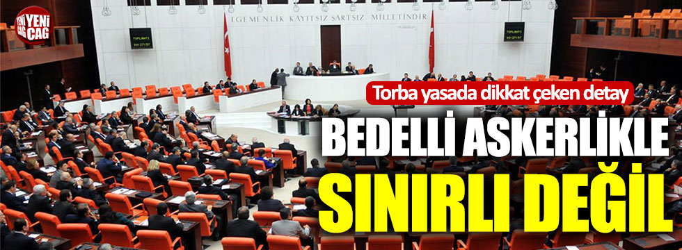 Torba yasadan 'Kanal İstanbul' çıktı