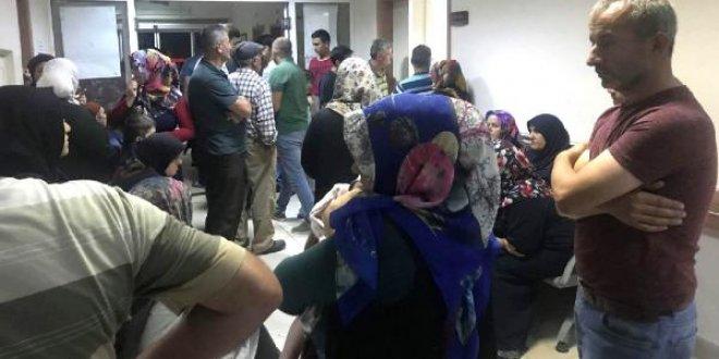 Sivas Suşehri'nde 300 kişi zehirlendi