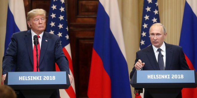 Trump 'dilim sürçtü' dedi