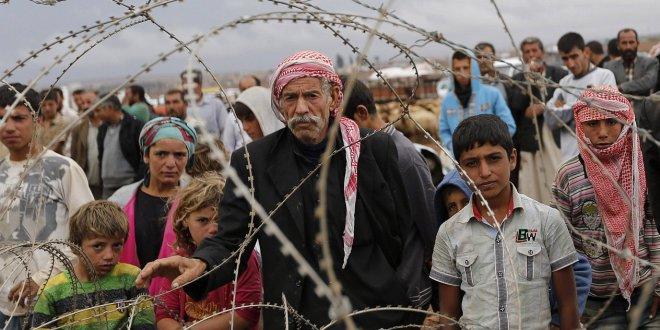 Suriyeliler, Türkiye nüfusunun yüzde 4.39'unu oluşturuyor