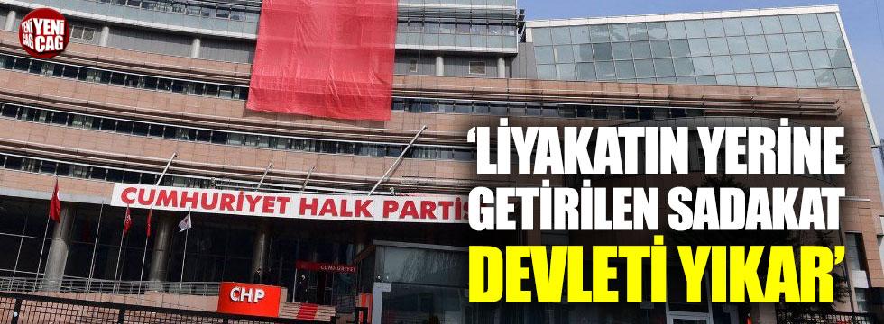"""Bayraktutan: """"Liyakatın yerine getirilen sadakat devleti yıkar"""""""