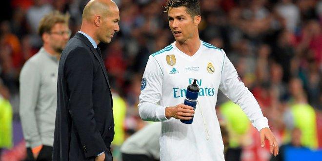 Ronaldo ve Zidane İtalya'da buluşacak