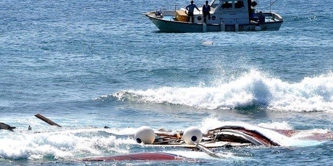 Kıbrıs açıklarında tekne faciası