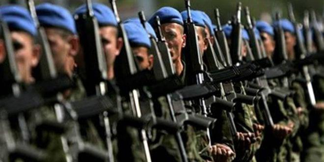 Her Türk asker doğar…