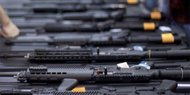 Yasa dışı silah ticaretinde 6 gözaltı