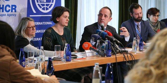 Bosna Hersek'teki sığınmacı sorunu