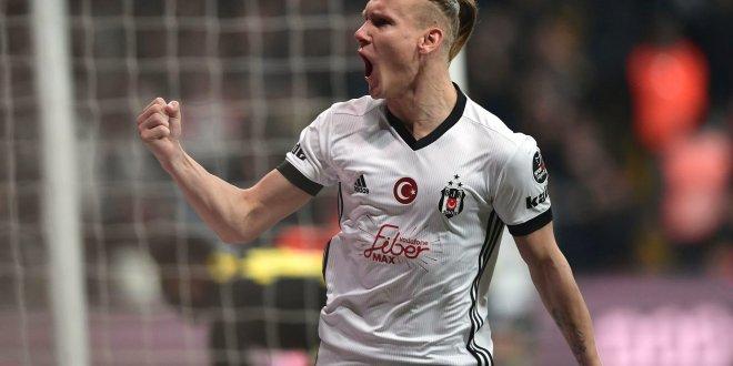 Beşiktaş'ta Vida'nın gidişi yakın