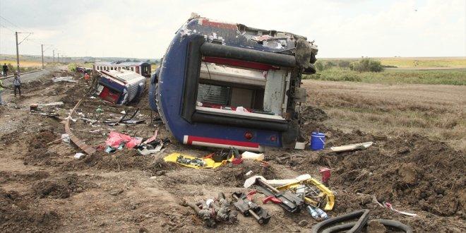CHP'den tren kazası hakkında araştırma önerisi