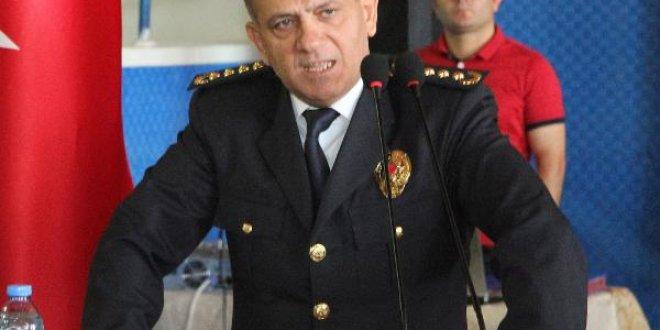 Polis Müdürü Tanrıver: Hiçbir tarikata ve cemaate bağlı olmayacaksınız