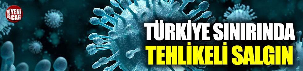 Bulgaristan-Türkiye sınırında korkutan virüs salgını