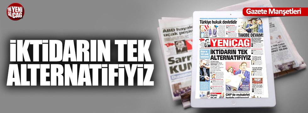Günün Ulusal Gazete Manşetleri - 20 07 2018